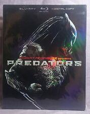 Predators (Blu-ray Disc, 2010, With Slipcover)