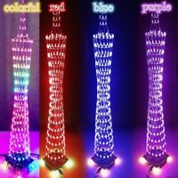 DIY Kits Light Cube Electronic Tower Kits Music LED Display Remote Control Decor