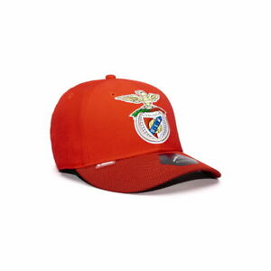 SLB BENFICA RED PREMIUM BASEBALL HAT Fi COLLECTION OFFICIALLY LICENSED