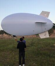 16ft 5 Meter RC Zeppelin Outdoor Radio Control Blimp Advertising eBlimp airship