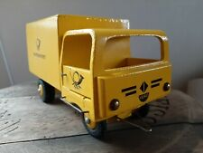 Vero Holzspielzeug, Holzauto, Postauto