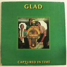 GLAD - CAPTURED IN TIME & STEVE BOALT -TRAVELIN' MAN - 2 x XIAN 70's / 80's VG++