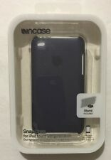 Incase Snap Case -Black Frost for iPod Touch 4th Gen. CL56516 NIP
