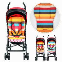 EG_ WATERPROOF DECENT BABY KIDS CAR SEAT LINER PADDING PRAM STROLLER CUSHION PAD