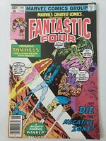MARVEL'S GREATEST COMICS THE FANTASTIC FOUR #89 (1980) STAN LEE! NEWSSTAND ISSUE