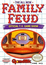 Family Feud - Nintendo Entertainment System NES Game Cart Only