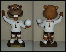 Goldy Mascot Bobblehead University Minnesota Gophers Volleyball Ultra Rare