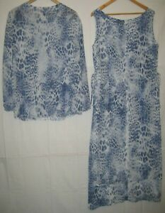 Collectables By Richard Roberts set dress suit size 18