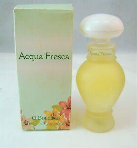 O Boticario ACQUA FRESCA Eau de Toillete Spray 3.3 oz 110 ml NEW NIB imp