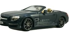 BMW SL65 AMG, Scale 1/18 by Maisto No: 11312  VEMMA Platinum Club Award Car