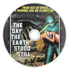 The Day the Earth Stood Still (1951) Drama, Sci-Fi Movie / Film on DVD