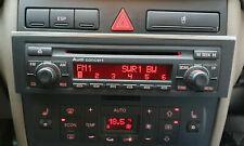 Audi A4 Original Radio Audi Concert 2 mit Radio-CODE Traumzustand 8E0035186!!!!