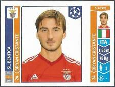 PANINI UEFA CHAMPIONS LEAGUE 2014-15- #195-BENFICA-BRYAN CRISTANTE