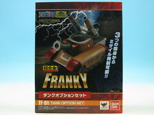 Chogokin One Piece Franky Tank Option Set Bandai