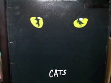 "CATS - AUSTRALIAN  DOUBLE LP RECORD GF SOUNDTRACK VINYL 12"" 33/3"