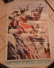 Poster UNCANNY X-MEN di Alex Ross