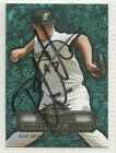 ricky nolasco signed autographed card 2007 Fleer Rookie Sensations. rookie card picture