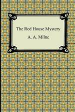NEW The Red House Mystery by A. A. Milne