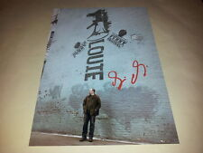 """LOUIE PP SIGNED 12""""X8"""" INCH POSTER LOUIS C.K. COMEDY"""
