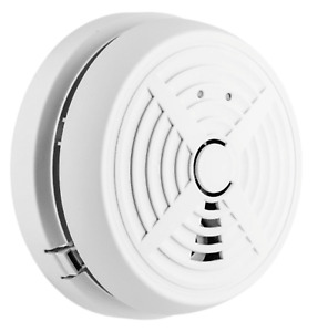 Mains Power Optical Smoke Alarm with Alkaline Battery - BRK 760MBX / DETA 1153