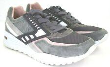 Men's Brooks Bait Regent Rabbit Foot Grey Peach Brown Athletic Shoes Size 10