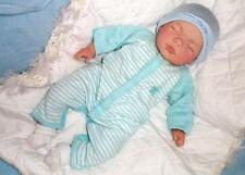 "Super Sale Reborn Sleeping 18"" Baby Boy Doll with Magnetic Dummy Child Friendly"
