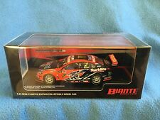 1:43 Biante Holden VF Commodore HRT 2016 Clipsal 500 Garth Tander