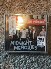 Midnight Memories by One Direction (UK) (CD, Nov-2013, Syco Music)
