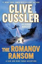 The Romanov Ransom-Clive Cussler-2017 Fargo Adventure #9-hardcover/dust jacket