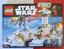 LEGO STAR WARS  HOTH ATTACK   Ref 75138  NUEVO A ESTRENAR