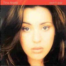 TINA ARENA         -        DON'T ASK          -        NEW  CD