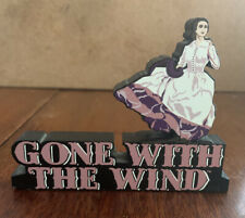 Shelia's Collectibles - Gone with the Wind Plaque With Scarlett