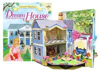 Dream House Pop Up Book by Keith Moseley First Edition  Rare