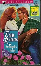 MacDougall's Darling (Sensation) by Richards, Emilie Paperback Book The Cheap