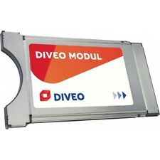 Diveo DIVEO CI+ Modul DVB HD CI-Plus Modul Viaccess Diveo geeignet