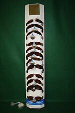 12 Driving Sunglasses with Retail Display Rack by Sunclassics - NWT