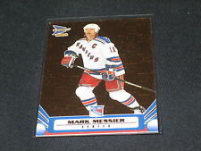 MARK MESSIER RANGERS STAR GENUINE AUTHENTIC LIMITED EDITION HOCKEY CARD /425