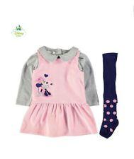 Completo neonata Minnie 9 / 12 mesi vestito Disney