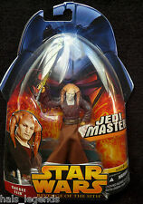 Star Wars Revenge of the Sith. SAESEE TIIN Jedi Master New! No.30