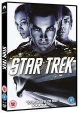 Star Trek DVD (2009) Chris Pine