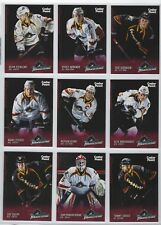 2018-19 Cleveland Monsters (AHL) complete 9 card team set