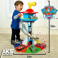 PAW Patrol My Size Lookout Tower Huge! Over 2.5 Feet Tall! Toys Child Kids New