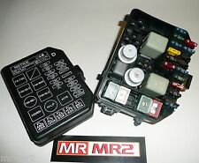 Toyota MR2 MK2 GB Delantero Caja De Fusibles & Relés Mr MR2 Usado Piezas 89-99