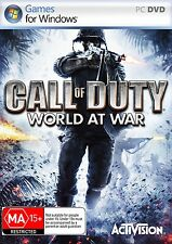 Call of Duty: World at War *BRAND NEW* PC