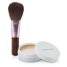 Sheer Cover – Perfect Shade Mineral Foundation – Natural Finish – FREE Brush!