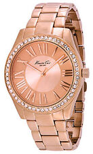Kenneth Cole 10014583 New York Rose Gold Dial Rose Gold Stainless Women's Watch