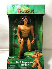 "Disney's Tarzan Rad Repeatin' Banned Recalled Edition 12"" Vintage 1999 NOS"