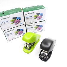 SUNWOOD Mini Stapler Use For 24/6 26/6 Staples School Office Supplies No.8126