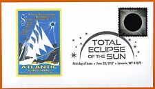 Atlantic Crossing Eclipse. November 3, 2013. Total Solar Eclipse of the Sun. FDC