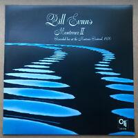 Bill Evans – Montreux II, CTI Records – LAX 3194 Japanese Reissue 1978